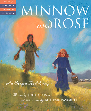 [ Minnow and Rose - Book Cover Image ]