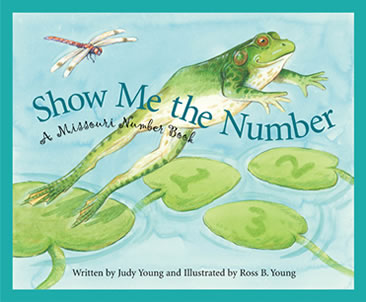 Show Me the Number, A Missouri Number Book